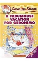A Fabumouse Vacation for Geronimo (No 9)