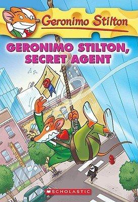 Geronimo Stilton Secret Agent (No 34)