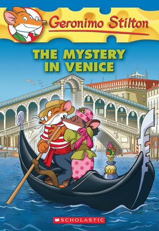The Mystery in Venice Geronimo Stilton No 48