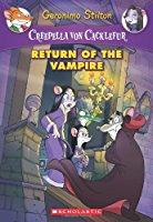 Creepella von Cacklefur 4 Return of the Vampire