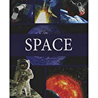 Space (Glow in the Dark Reference Sticker Books)