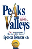 Peaks and Valleys Making Good and Bad Times Work for You  At Work and in Life