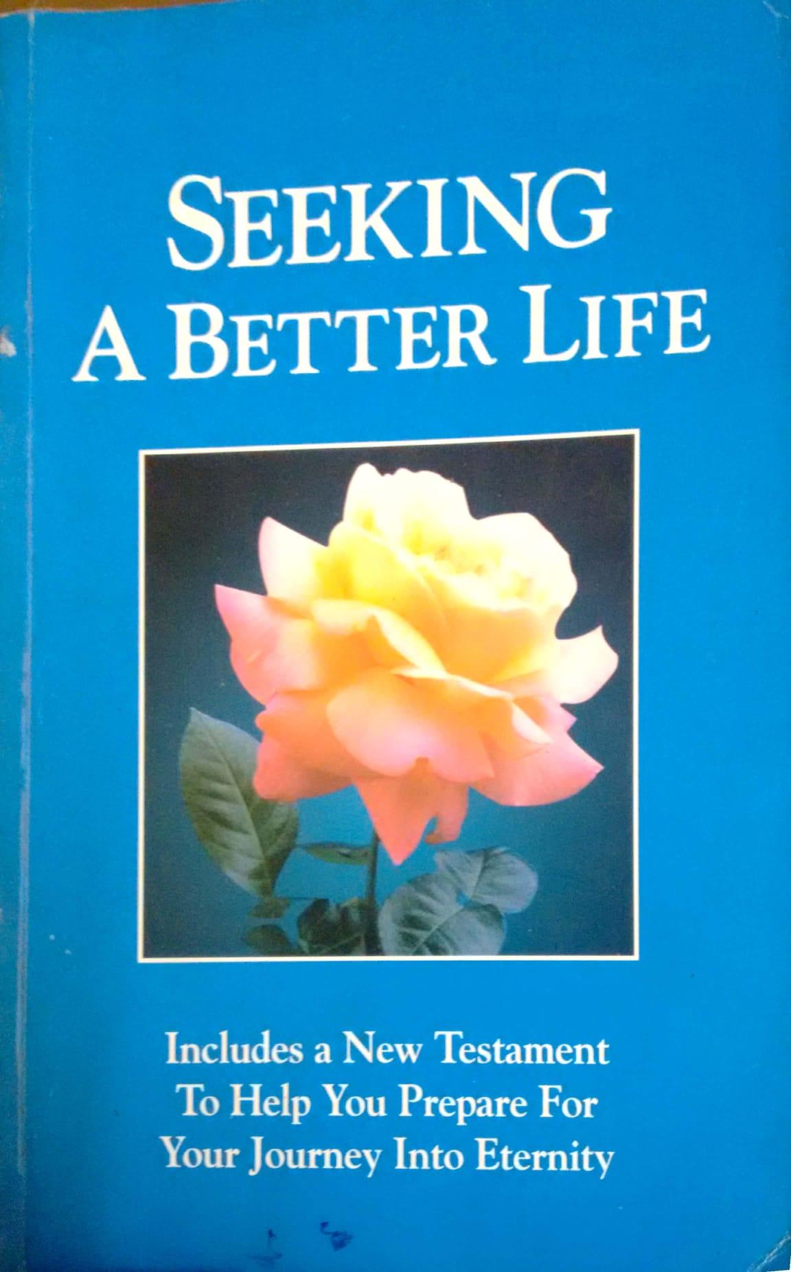 Seeking A Better Life